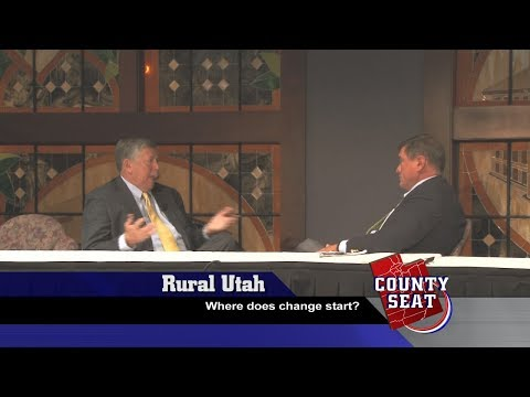 The County Seat   The Relevance of Rural Communities   Charles Fluharty