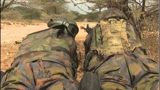 KDF forms elite unit for rescue missions of personnel behind enemy lines