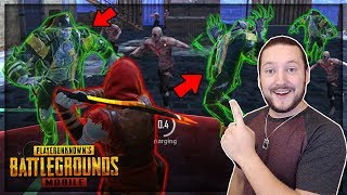 SO MANY ZOMBIES!! ZOMBIE INFECTION & TEAM DEATHMATCH!! - PUBG MOBILE!