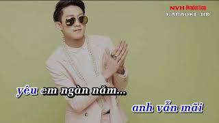 Karaoke Thay Thế Hồ Gia Hùng NVT