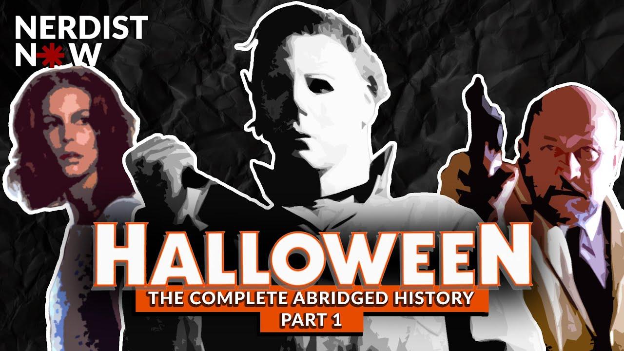 Halloween: The Complete Abridged History - Part 1 (Nerdist Now w/ Ali Mattingly)