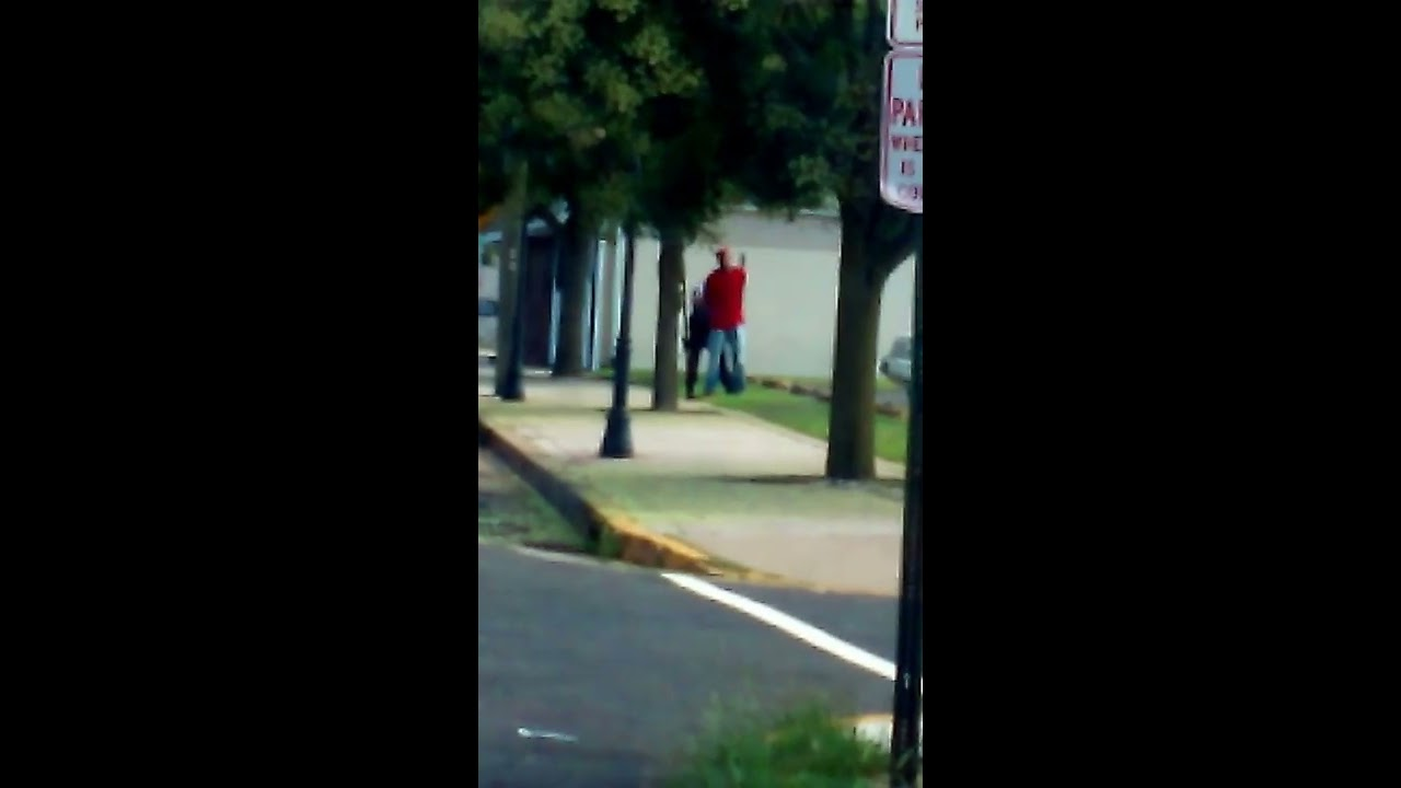 Local man arrested in Millville, NJ  RAW VIDEO! - YouTube