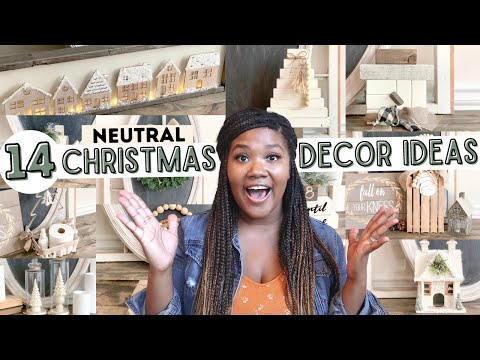 DIY Christmas Decor Ideas You're Going To Want To Save! | Ashleigh Lauren