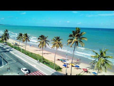 Praia de MACEIÓ (Cruz das Almas) Alagoas, confira !!!