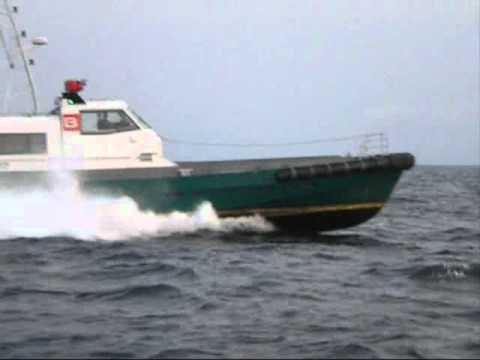surfer 227 malongo crew boat bourbon