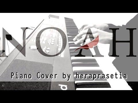 Noah - Membebaniku (Piano Cover by heraprasetia)