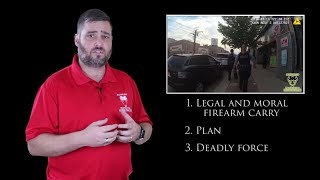 Chicago Man Resists Police With Bad Results | Active Self Protection