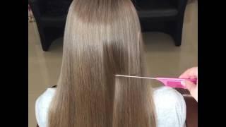 Ботокс для волос, лечение волос, Синицына Юля, Салон Красоты Амелия, Запорожье