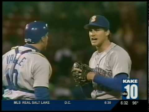 Brian Holman Remembers Almost Perfect Game