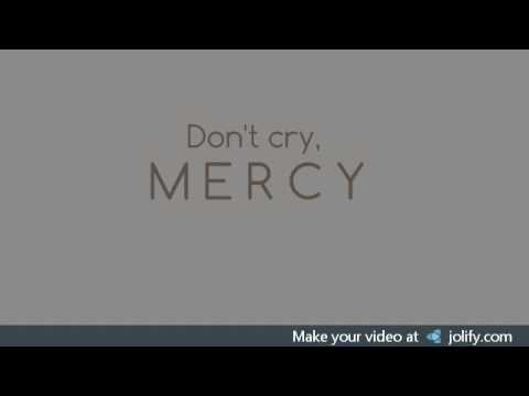 Hurts - Mercy (with lyrics)
