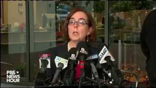 Watch Oregon Gov. Kate Brown address Roseburg shooting