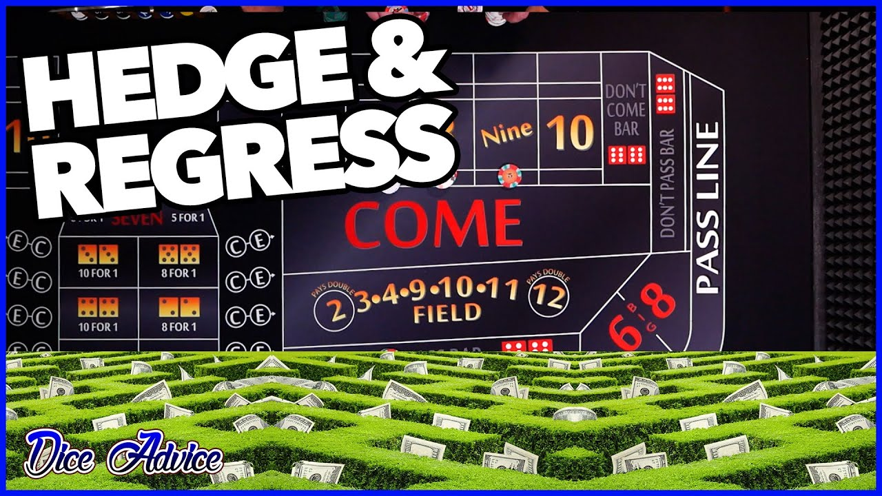 Craps hedge betting strategy heat pacers betting line game 7