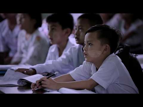 360°ed  peek into Myanmar classroom 2D