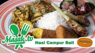 Nasi Campur Bali | Resep #051