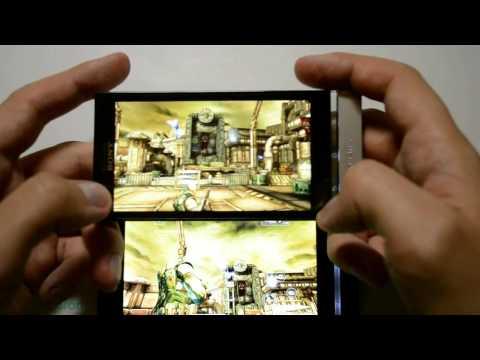 Sony Xperia S vs Xperia P: сравнение производительности (test)
