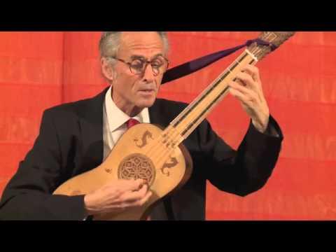 Hopkinson Smith, guitare baroque - Gaspar Sanz : Canarios