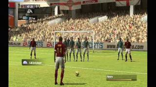 FIFA 06 - Arsenal x Newcastle (English Premier League)