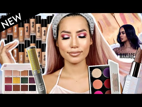 flesh-foundation+-il-makiage-x-carli-bybel-&-more-|-full-face-of-new-releases