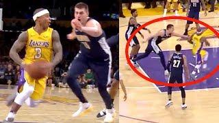 Isaiah Thomas Left Jokic in Dust | Lakers Crush Nuggets (Random Moments Week 9)