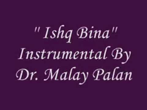 ''Ishq bina'' (taal) instrumental  by dr. malay palan