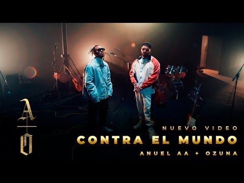 @Anuel AA & Ozuna - CONTRA EL MUNDO