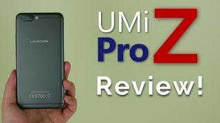 uMi Z Pro Review - True Dual Cameras!