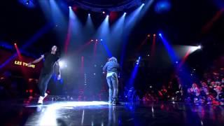 LES TWINS - DJ Nastynas - I can