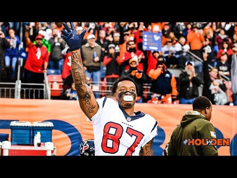 Demaryius Thomas: I loved my time in Denver