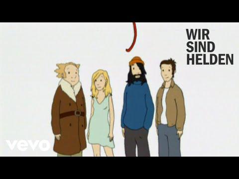Wir Sind Helden - Von Hier An Blind (Video)