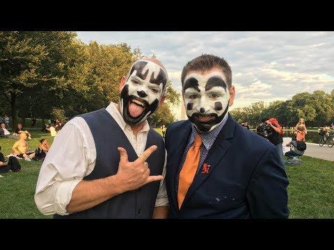 The Juggalos March on Washington