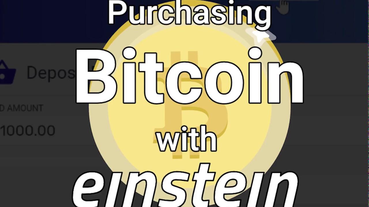 Einstein exchange how to buy bitcoin youtube einstein exchange how to buy bitcoin ccuart Images