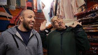 معاناة مصري في المغرب مع اللغة الفرنسية |  VLOG 154
