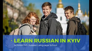 Learn Russian in Kiev