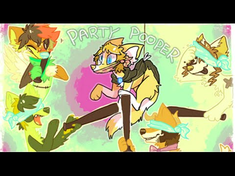 .:Audience!:. PILOT Episode- 1, Party Pooper