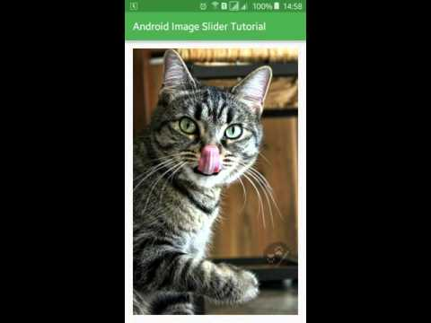Android Image Slider Tutorial | Viral Android – Tutorials, Examples