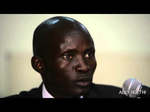 SPLM/A IN KENYA BRIEFING PRESS CONEFRENCE.FEB 4,2015
