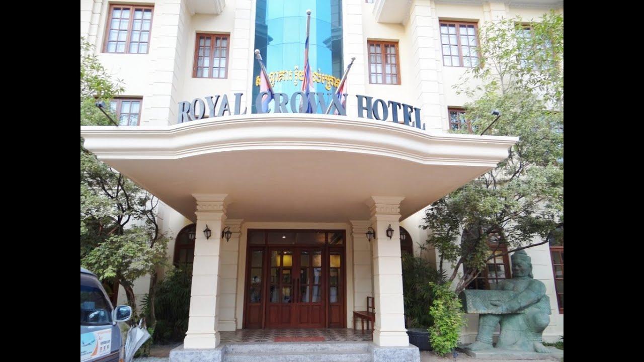 Hotel Royal Crown Siem Reap