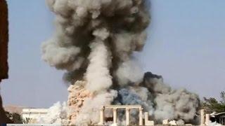 Не осталось ничего: Пальмира не устояла перед натиском боевиков ИГИЛ