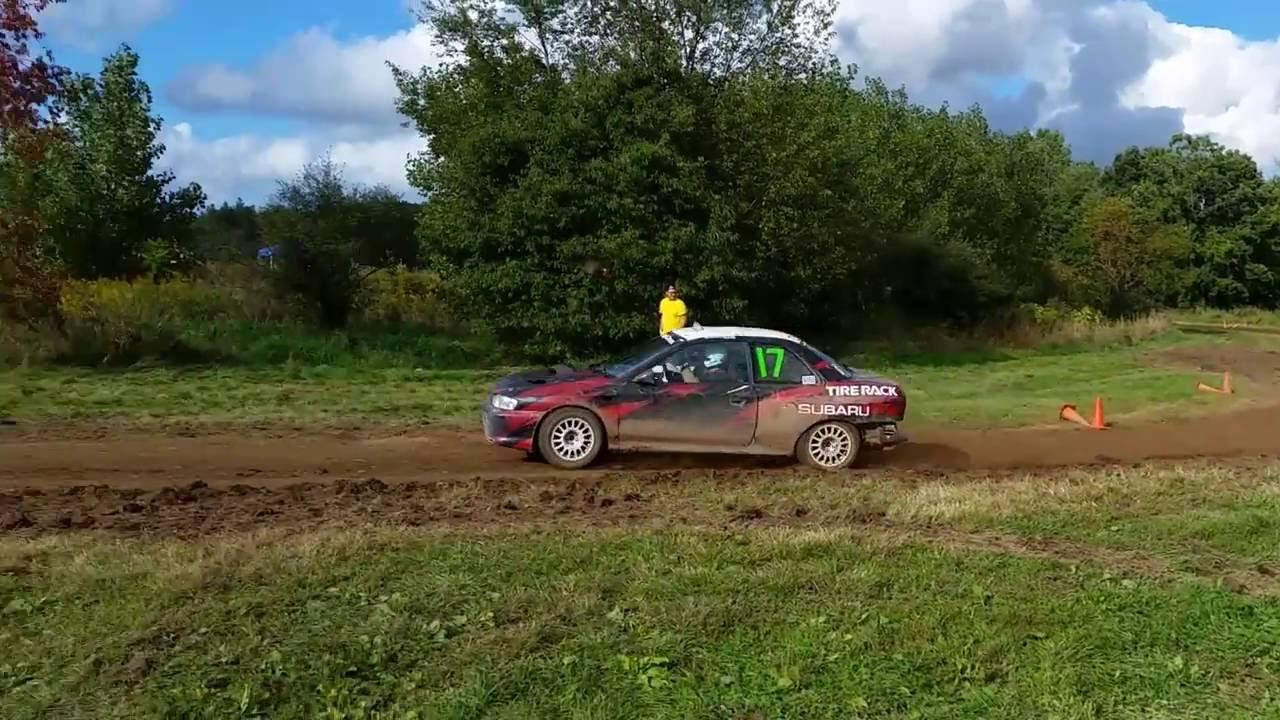 Rallycross detroit region scca autos post for Motor city towing dearborn
