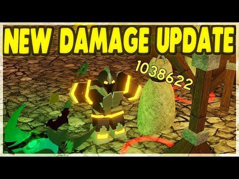 *NEW* WARRIOR DAMAGE & MAGE BUFF UPDATE | Roblox: Dungeon Quest