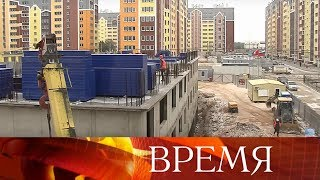 В Севастополе возобновили строительство дома для депортированных из Крыма в 1944 году.