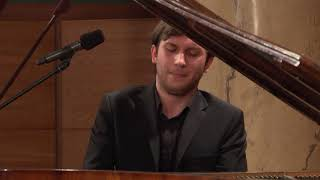 Łukasz Byrdy – J.S. Bach, Prelude and Fugue in G sharp minor, BWV 863 (First stage)