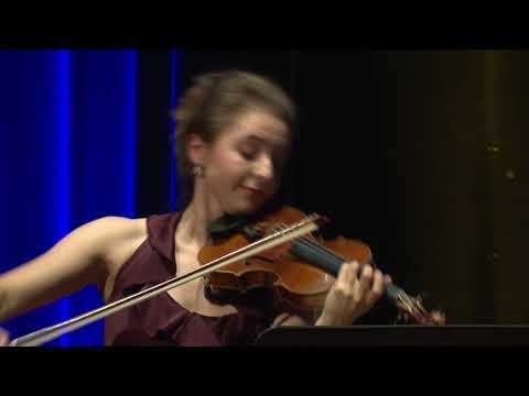 Mathilde Milwidsky | Joseph Joachim Violin Competition Hannover 2018 | Preliminary Round 2