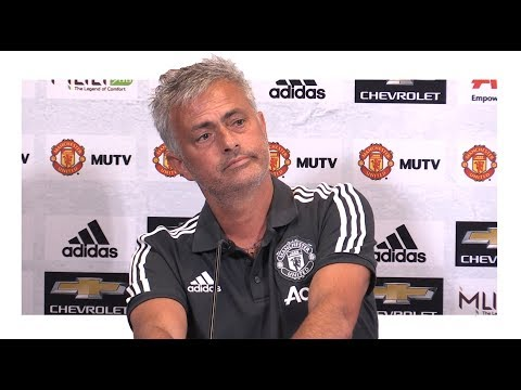 Real Salt Lake 1-2 Manchester United - Jose Mourinho Post Match Press Conference - Man Utd Tour 2017