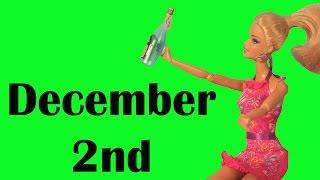 December 2nd - A