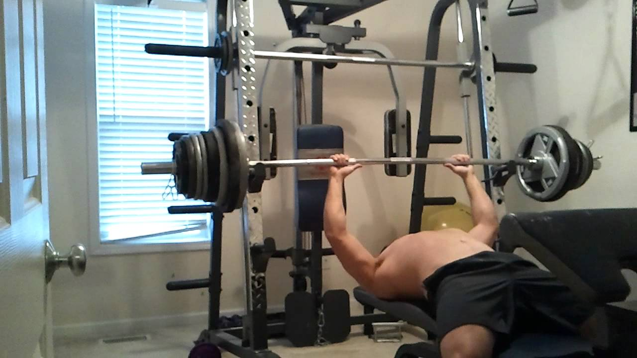 Bench Press 365 Lbs Pause Double Body Weight 180 Lbs Youtube