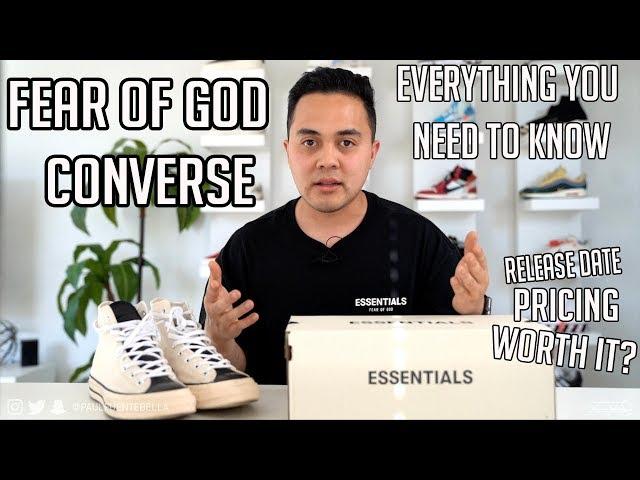 converse x essentials price