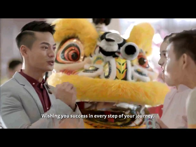 2015 Chinese New Year 100 Plus Advertisement with Him Law- www.sheng-wai.com