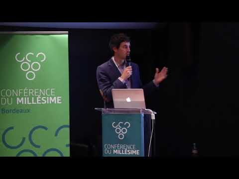 2015 Bordeaux Conference du Millesime -Aurelien Berthou - Estimation Rendements Viticulture
