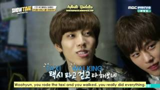 eng sub 160121 mbc infinite showtime ep 7 part 2 of 2
